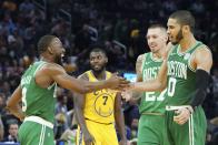 Warriors vs. Celtics: Lineups, broadcast information, injury reports for Feb. 2