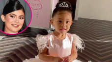 Kylie and Travis Throw Daughter Stormi a Princess-Themed 3rd Birthday Party: Pics