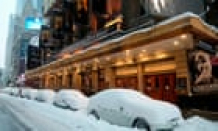 'Blinding snow' storm batters New York City and US north-east– video