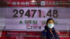 World stocks follow Wall St up, silver eases off high