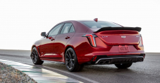 The Cadillac CT4-V And CT5-V Blackwing Luminous Saloons Are Here With V6 And V8 Energy