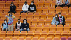 In the NBA, there's not much home-courtroom advantage these days