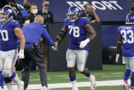 Giants' rookie class ranked near very bottom of NFL
