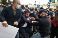 Arab journalists cut communications with Israel Police as act of protest
