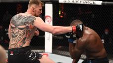 UFC free conflict: Alexander Volkov stops Walt Harris with brutal body kick