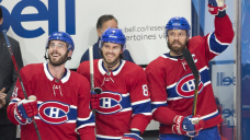 Weber plays 1,000th sport; Canadiens beat Canucks 5-3