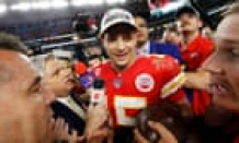 Patrick Mahomes isn't chasing Tom Brady – he's chasing Michael Jordan