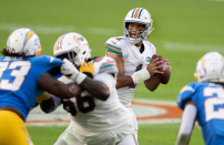 ESPN re-draft of 2020 NFL Draft gives Dolphins' class a makeover