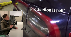 Musk Interviewed By Analyst Who Compared Tesla Mannequin 3 Manufacture Quality To 90s Kia