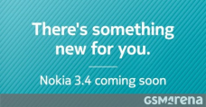 """Nokia 3.4 is """"coming soon"""" to India"""