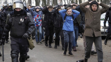 Kremlin: Hundreds of arrests at protests necessary response