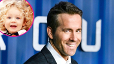 Ryan Reynolds Jokes Daughters Will Let Him Search for Considerable Bowl for '4 Seconds'