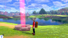 Lustrous Cramorant Is Exhibiting In Pokemon Sword And Defend Max Raids For A Very Restricted Time