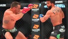 Patricio Freire: Michael Chandler's UFC success reflects how good I'm, Bellator's talent level