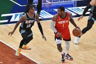 Rockets reaction: John Wall returns, Jae'Sean Tate scores profession-high in rout at Memphis