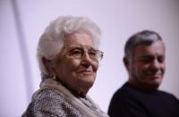 Ruth Dayan, matriarch of an Israeli dynasty, dies at 103