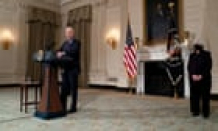 Biden urges Congress to pass Covid relief quickly amid 'sizable anguish'