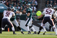 Twitter reacts to rumors of Carson Wentz potentially landing with Bears