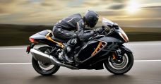 There is An Unusual Suzuki Hayabusa And Or no longer it's Less Extraordinary (Nonetheless Larger)