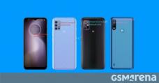 Trio of upcoming budget Motorolas leak with renders and specs