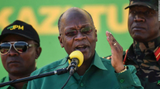 'Our God is beyond Devil' – Tanzania's president rejects 'awful' Covid vaccines