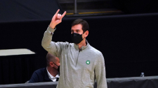 Brad Stevens praises an unsung hero in Celtics' comeback to beat the Clippers