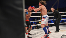 Pictures: Chris Leben def. Quentin Henry at BKFC: KnuckleMania