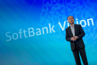 SoftBank files for a double scoop of SPAC