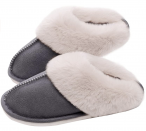 These Extremely-Cheap Slippers Remind Us of Our Favourite UGGs