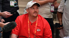 Who is Britt Reid? A look at Andy Reid's son, a Chiefs assistant, who will miss Natty Bowl 55 after wreck