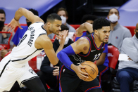 Tobias Harris explains how Sixers have accepted roles in new system