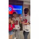 Gisele Bundchen Reacts to Tom Brady's Substantial Bowl LV Handle