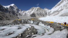 India glacier damage: Rescuers dig for dozens trapped in flood