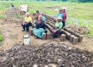 How a group of widows found a way to earn a living