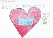 Ship a Valentine's Day card to front-line workers