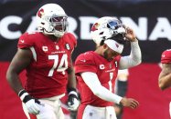 Kyler Murray appears to want Cardinals to draft O-lineman early