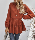 This Stylish Babydoll Shirt From MissyLife Is So Fabulously Female