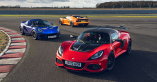 The Lotus Elise And Exige Final Editions Are Here With More Vitality, Less Weight