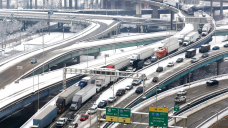 Snow, ice, bitter wintry: Iciness to hit hard this week as polar vortex descends across the nation