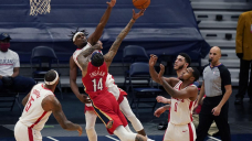 Hart gives Pelicans a boost in 130-101 win over Rockets