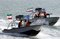 Iran's IRGC receives 340 new boats, some with drones