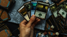 Anyone used a sword to steal Magic: The Gathering cards from a B.C. store, police say