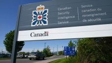 Eye chief says China is bent on stealing Canadian secrets and ways, silencing critics