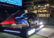 Kia Niro EV featured at the 2021 Australian Begin