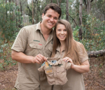 Terri Irwin Finds Pregnant Daughter Bindi Irwin's Due Date