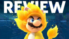 Wide Mario 3D World + Bowser's Fury Video Review