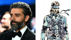 Bellow: Oscar Isaac Is the Steel Gear Solid Movie's Solid Snake
