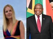 Sygnia Ramaphosa: Why Cyril may turn to Magda Wierzycka in vaccine battle