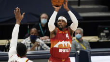 Millsap scores 22, Nuggets rout Cavs to end 3-game skid