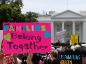 The White Apartment is expected to put a refugee advocate in charge of reuniting separated migrant families, per report